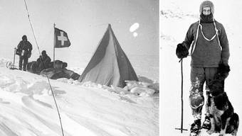 Xavier Mertz, Antarktis-Abenteurer