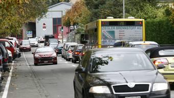 Der Verkehr ist auch in Liestal eine der grossen CO2-Schleudern; mehrere kleinere Massnahmen sollen Misere verbessern.