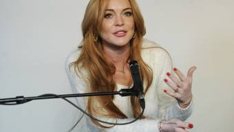 Erlitt Fehlgeburt: US-Schauspielerin Lindsay Lohan (Archiv)