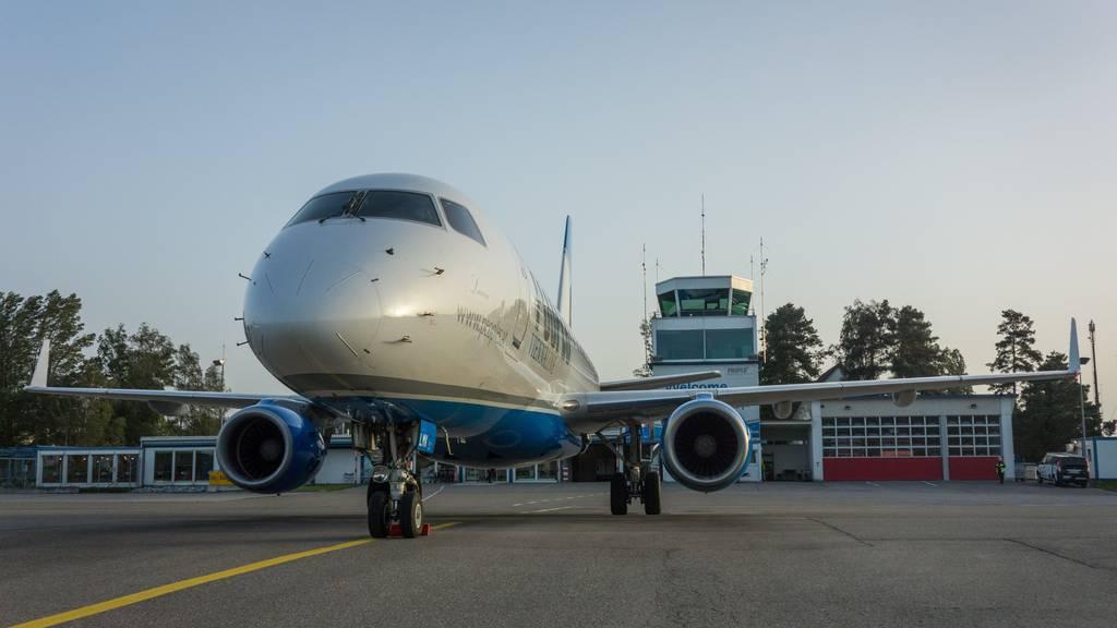 Die «People's Viennaline» fliegt seit November von Altenrhein via Friedrichshafen nach Köln/Bonn.