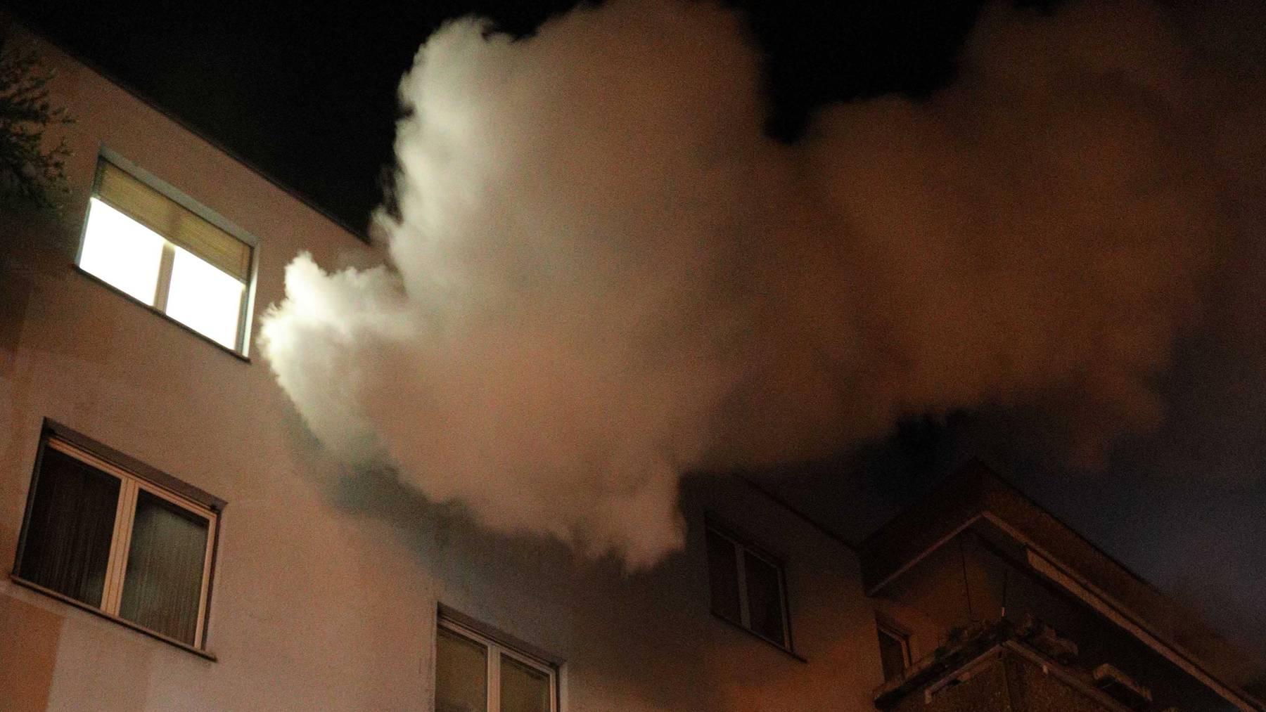 MM035_Mann stirbt bei Wohnungsbrand_Bild 2