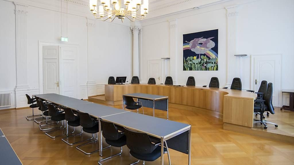 Aus Platzgründen findet der Prozess vor dem Amtsgericht Dorneck-Thierstein im Obergerichtssaal in Solothurn statt. (Archivbild)