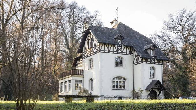 Villa Ermitage in Neuenhof