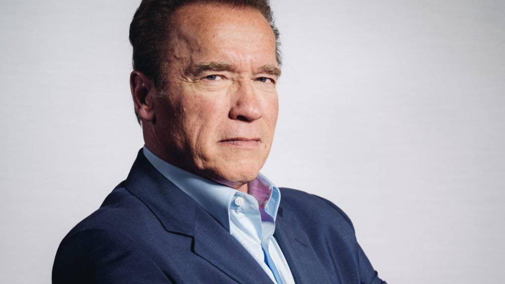 Wird auf dem Zurich Film Festival erwartet: Arnold Schwarzenegger (Archiv)