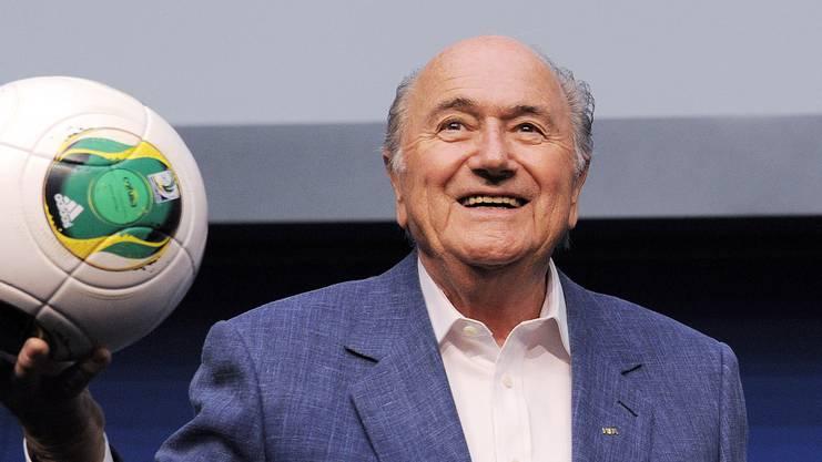 Dieses Jahr wird Sepp Blatter beim Sport Forum Aargau eine Rede halten.