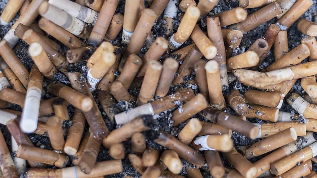 Schweiz auf zweitletztem Platz bei Tabakprävention in Europa