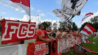 Trotz grosser Unterstützung gab der FC Solothurn vor anderthalb Wochen den Aufstieg aus den Händen.