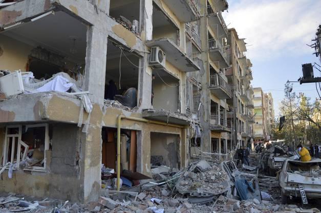 Bei dem Vorfall in der Stadt im Südosten des Landes handelte es sich wohl um einen Autobomben-Anschlag.