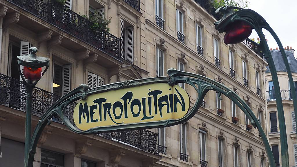 Pariser Métro 120 Jahre alt – Prestigeprojekt für Weltausstellung
