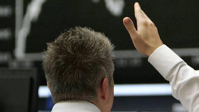 US-Börsen weiter im Hoch (Archiv)