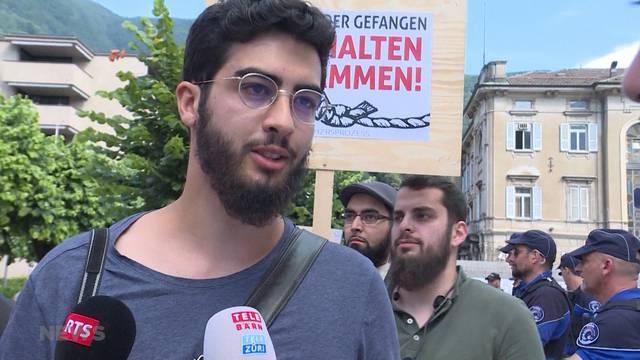 20 Monate bedingt für IZRS-Mitglied Naim Cherni