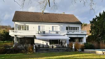 Wernli-Villa in Olten - ein Augenschein