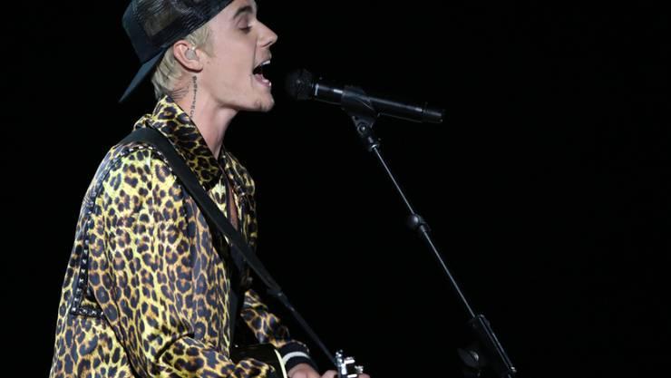 Entwickelt sich langsam aber sicher vom Popstar zum Dichter und Minnesänger: Justin Bieber. (Archivbild)