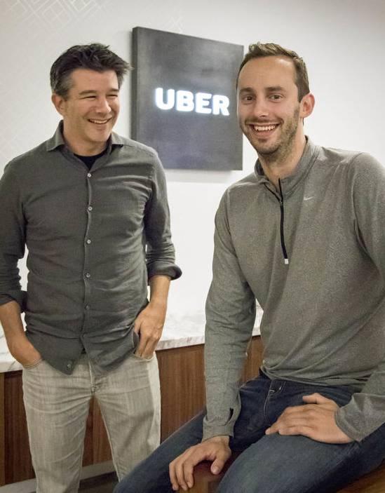 Travis Kalanick holte Anthony Levandowski von Google-Waymo zu Uber.