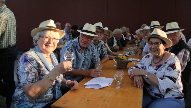 Das Jugendfest 2022 – im Bild der Zapfenstreich Ende Juni 2018 – wird nicht mit einem grossen Dorffest ergänzt. (Archivbild)