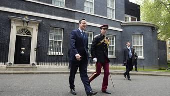 Aus der Weltpolitik hat sich Grossbritannien unter Premier David Cameron weitgehend zurückgezogen.