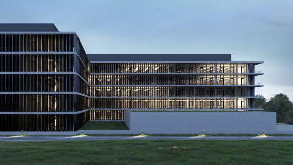 Eines der aktuellen Projekte des Hochbauamtes Zürich: Der Neubau eines Laborgebäudes in der Universität Zürich-Irchel.