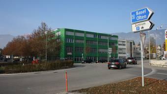 Gestaltungsplan für das Solothurner Sauser-Areal