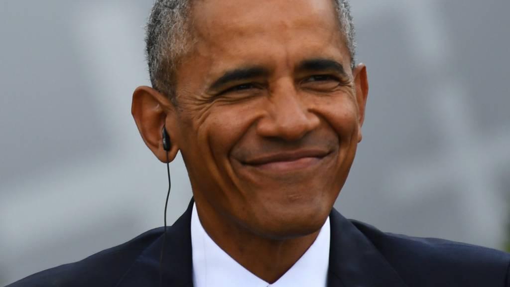 Obama: Michelle war gegen Präsidentschaftskandidatur