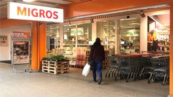Die Migros-Filiale in Kaiseraugst wird spätestens Ende Juni 2020 geschlossen. nbo