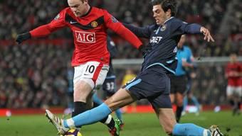 Wayne Rooney auch gegen West Ham treffsicher