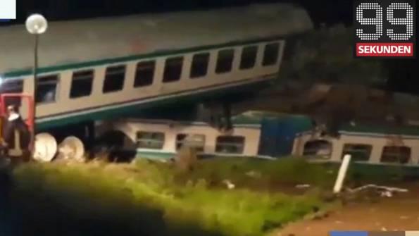 Tote bei Zugunglück in Turin - Migros verkauft falsche Bremsflüssigkeit - Prinz Harry sorgt für Lacher