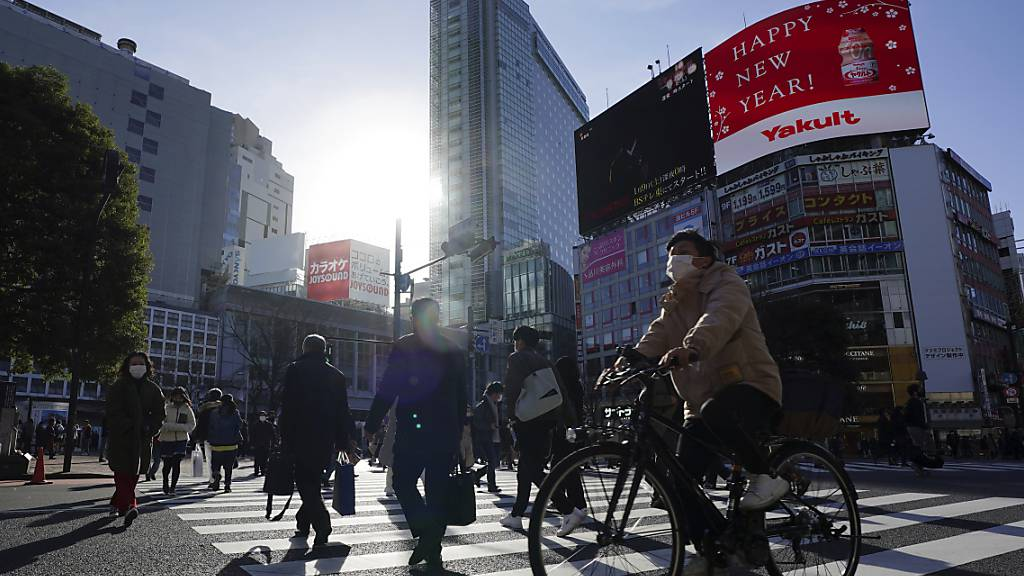 Tokio zählt Rekord an Corona-Neuinfektionen - Notstand