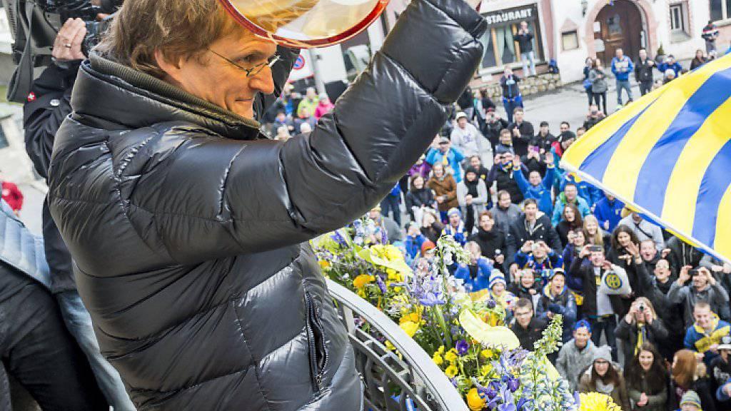 Der HC Davos ist derzeit nur sportlich erfolgreich