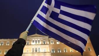 Griechenland kann auf weitere Hilfsgelder hoffen (Archiv)
