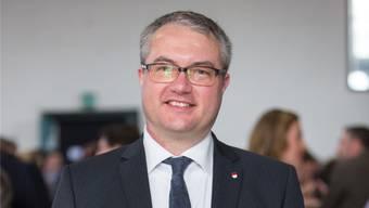 Landammann und Bildungsdirektor Remo Ankli (FDP) sprach gleich an drei Bundesfeiern. Archiv/TUS