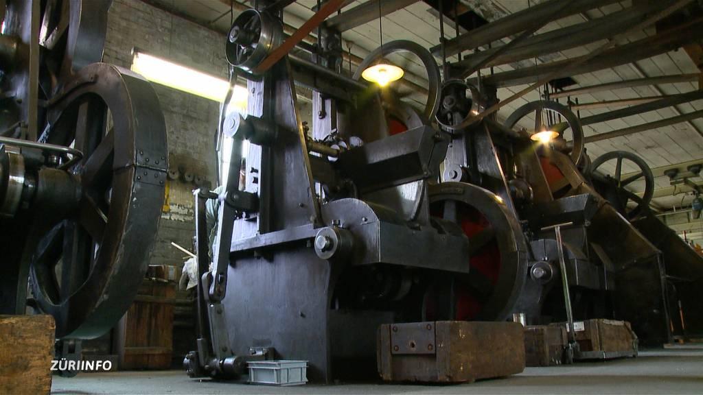 Die letzte Nagelfabrik der Schweiz