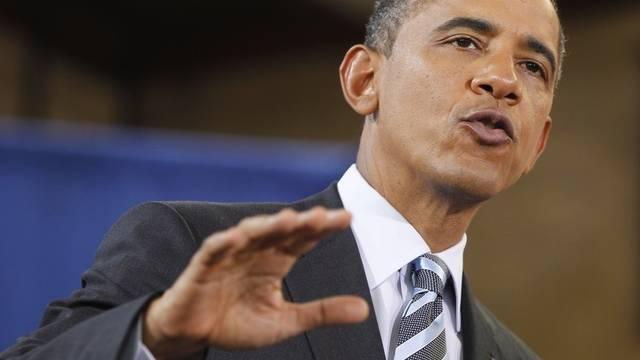 Nimmt Europa in die Mangel: US-Präsident Obama (Archiv)