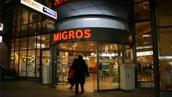 In der Migros-Filiale am Bahnhof Baden ist der Sonntagsverkauf kein Thema.