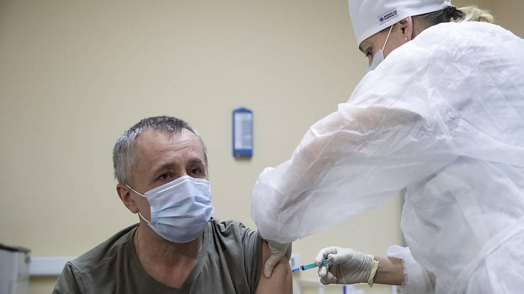 Ansteckendere Variante des Coronavirus nun auch in Russland