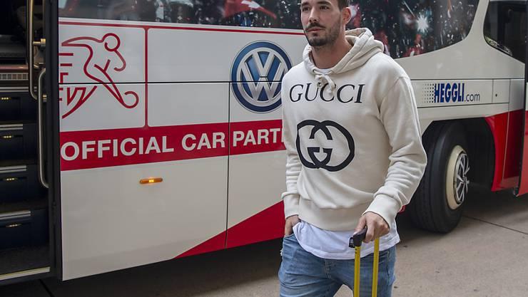Roman Bürki lobt die langjährige Zusammenarbeit mit seinem persönlichen Mentalcoach