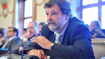 Will den Giftschrank schliessen: Finanzdirektor Roland Heim.