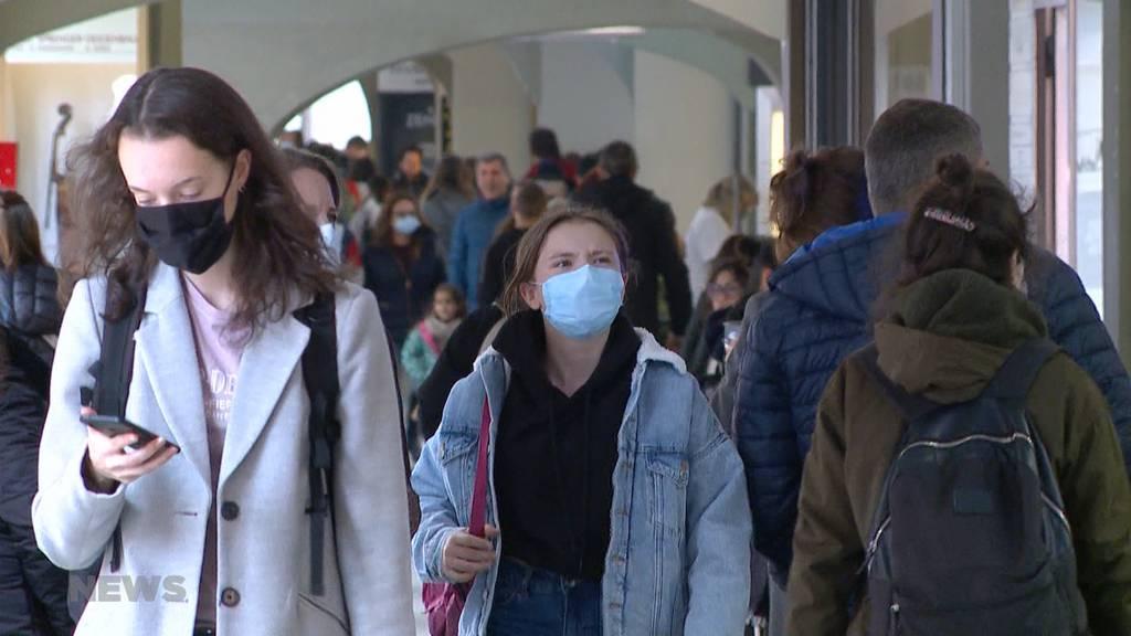 Coronavirus: Fallzahlen in der Schweiz verdoppeln sich innert einer Woche