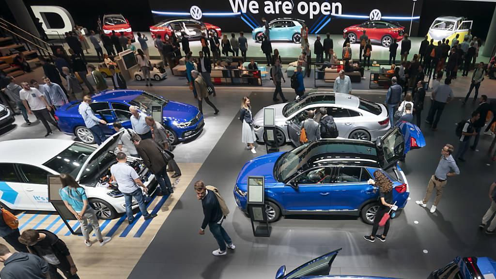 Besserer September für europäische Autoindustrie