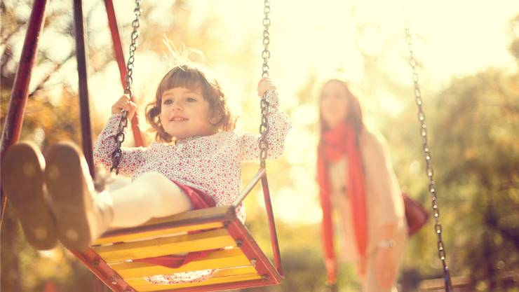 Trennen sich die Eltern, soll nun auch das Wohl des Kindes für die Regelung der Betreuung massgebend sein.