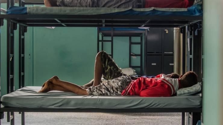 Bis Ende November haben in der Schweiz 8166 Personen ihr laufendes Asylverfahren abgebrochen – und sind untergetaucht. (Symbolbild)