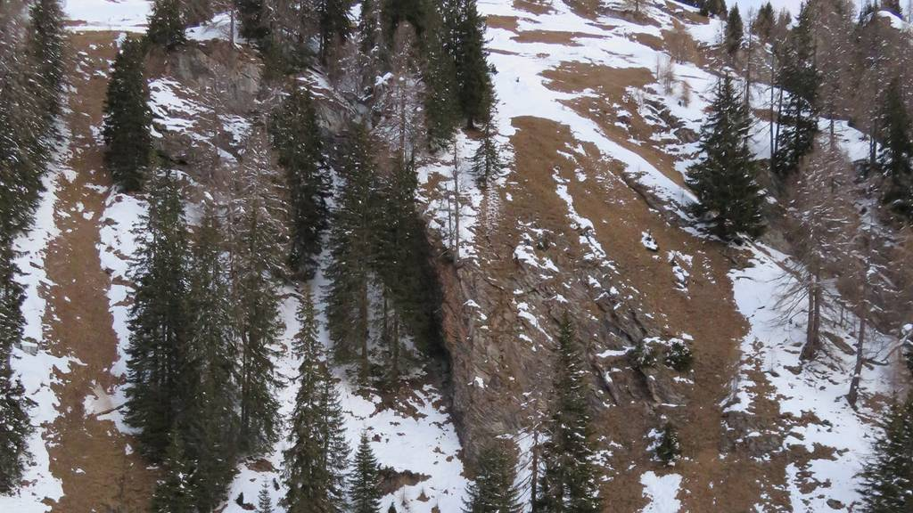 Schneeschuhwanderer in Splügen tot aufgefunden