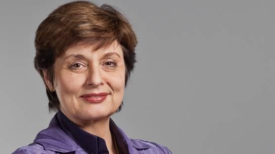 Anita Fetz: «Für die Primarschulstufe brauchen wir eine Quote von etwa 30 Prozent Männern».