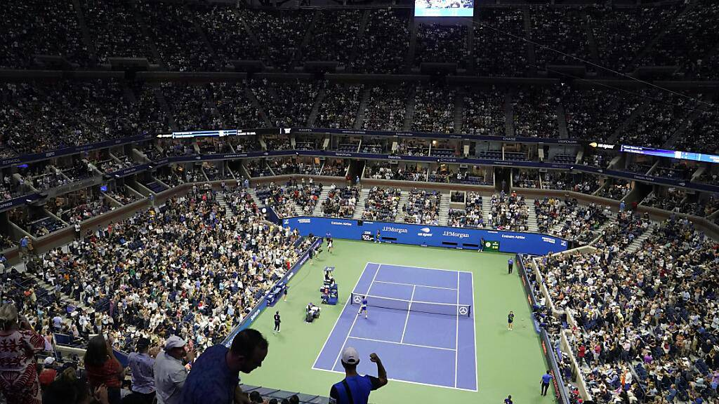 Das geschah am Montag am US Open