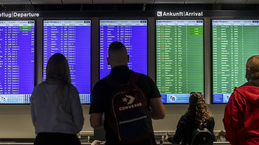 Die Quarantänepflicht für Einreisen aus Schengenstaaten soll vor den Sommerferien aufgehoben werden.