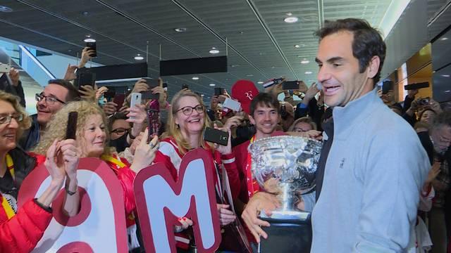 """""""Roger Federer ist ein Super-Typ!"""""""