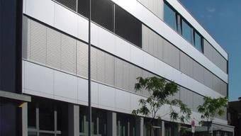 Das Berufs- und Weiterbildungszentrum Brugg (BWZ). ZVG