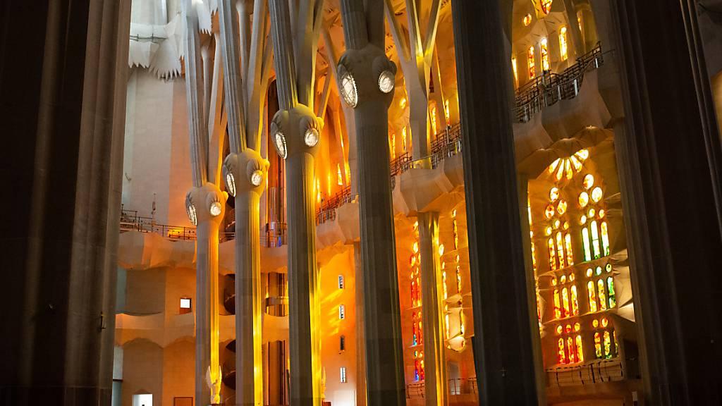 Sagrada Família wird wegen Corona-Pandemie nicht rechtzeitig fertig