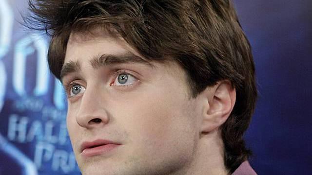 Schauspieler Radcliffe will helfen (Archiv)