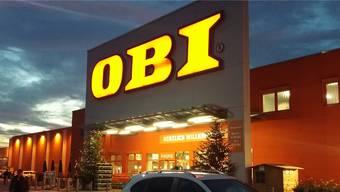 Ein Obi-Markt mit 7500 Quadratmeter Verkaufsfläche soll in Laufenburg entstehen. Symbolfoto/Archiv