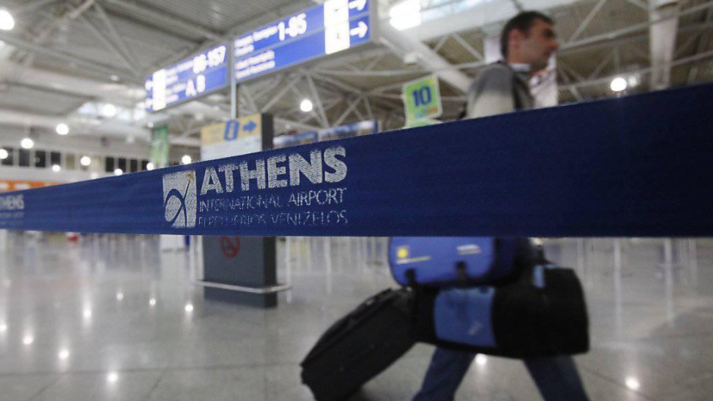 Mehr als 400'000 Griechen sind wegen der Finanzkrise ausgewandert. (Symbolbild)
